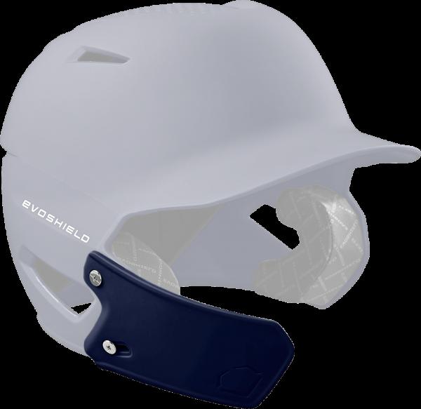 WTV7305 XVT Helmet Extension LHH Left Handed Hitter navy