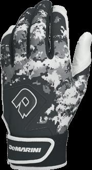 WTD6113 Digi Camo Adult Batting Glove Pair black