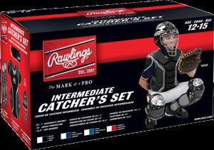 RCSI Renegade Intermediate Catcher Set navy