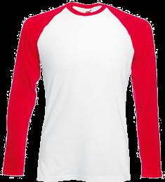 Adult Longsleeve Undershirt scarlet