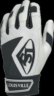 WTL6101 Series 7 Adult Batting Glove Pair black