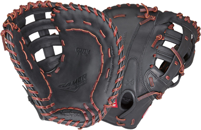 GSBFBM Gamer Fastpitch First Base Mitt