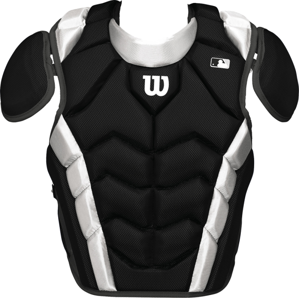 WTA4700BLLG Pro Stock Adult Chestprotector black LG
