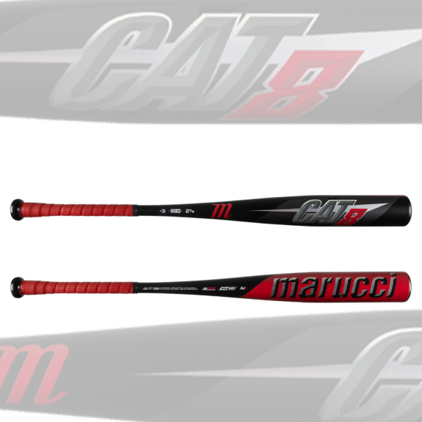 MCBC8CB CAT 8 Black (-3)