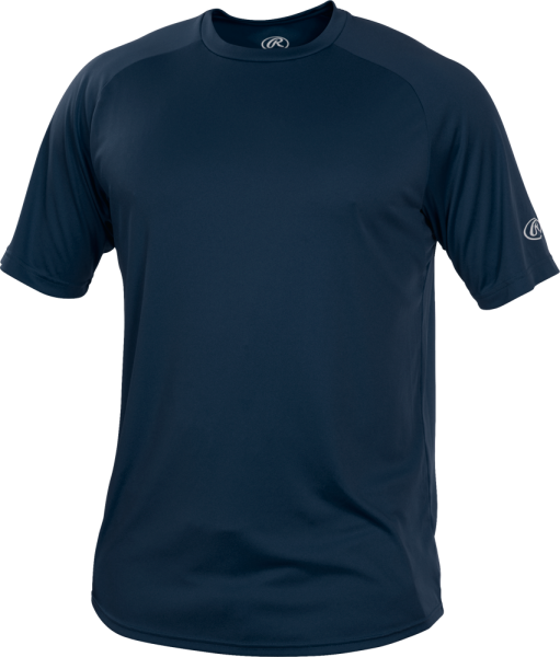 YRTT Youth Shortsleeve Performance Shirt navy