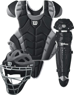 WTA4602 C1K Intermediate Catcher Set black