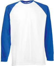 Adult Longsleeve Undershirt royal