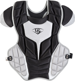 TPX Pulse Chestprotector black/grey