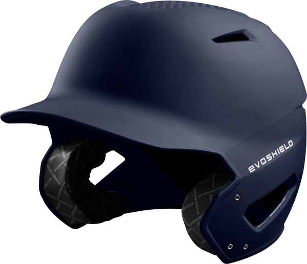 WTV7115 XVT Batting Helmet LARGE matte navy