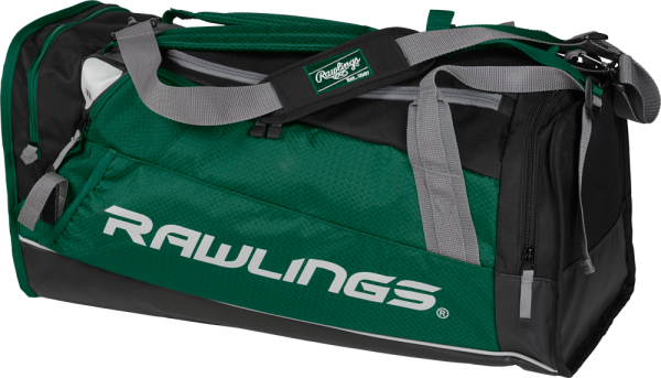 R601 Duffel Backpack dark green