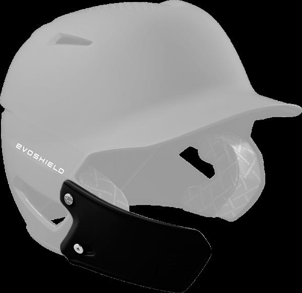 WTV7305 XVT Helmet Extension LHH Left Handed Hitter black