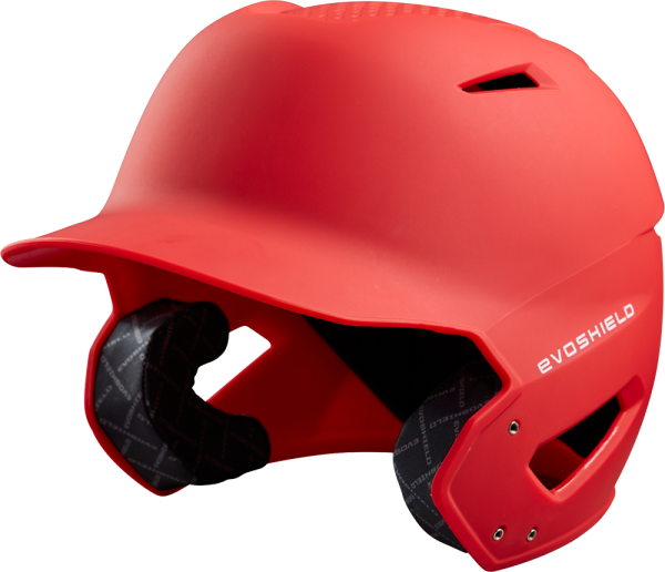 WTV7115 XVT Batting Helmet YOUTH matte scarlet