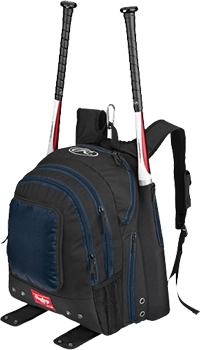 BKPK Baseball Backpack navy