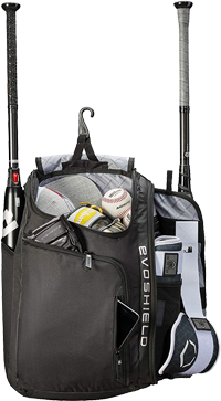 WTV9100 Evo Grand Stand Back Pack black