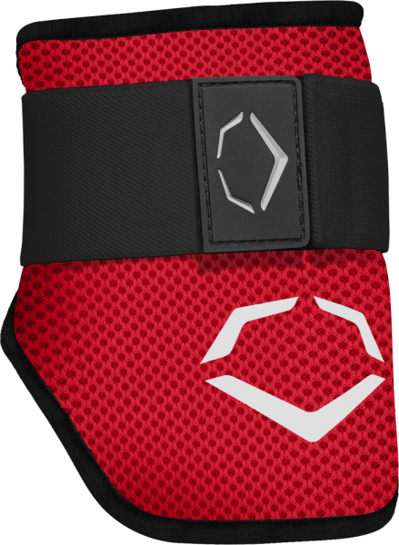 WTV6112 SRZ-1 Adult Elbow Guard scarlet