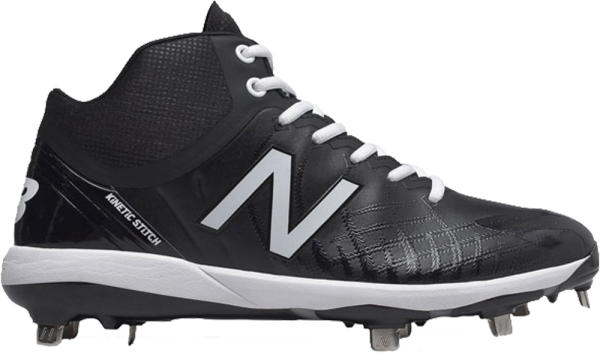 M4040V5 Mid Metal black