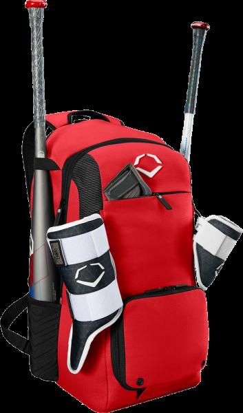 WTV9101 Standout Back Pack scarlet